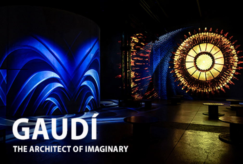 Gaudí, the Architect of the Imaginary